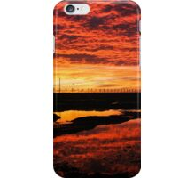Newcastle sunrise iPhone Case/Skin
