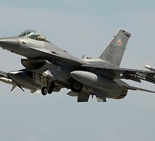 F-16 Departure by jdmosher