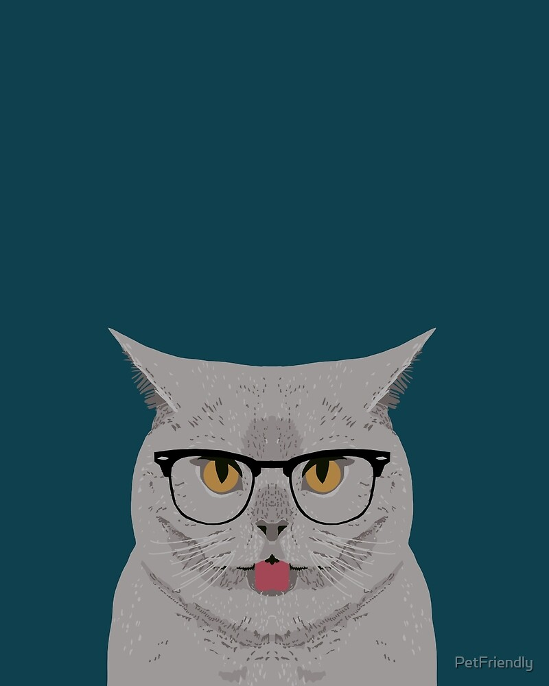 Kai - British shorthair cat gifts for cat lovers, cat lady gifts Cat ...