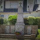 In Memoriam 1939-1945, Beganne, France by Elaine Teague