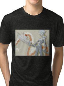 Big Sword Tri-blend T-Shirt