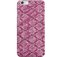 Square Purple Design - Craft Design iPhone Case/Skin