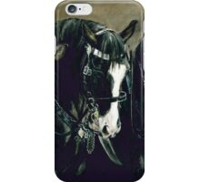 Three Cavalry Blacks iPhone Case/Skin