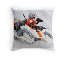 HOTH Throw Pillow
