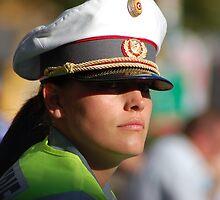 Police Woman by terjekj