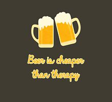 Beer Therapy Unisex T-Shirt