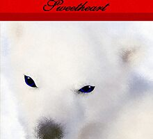 MERRY CHRISTMAS ~ SWEETHEART by Madeline M  Allen