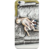 The Couch Potato iPhone Case/Skin