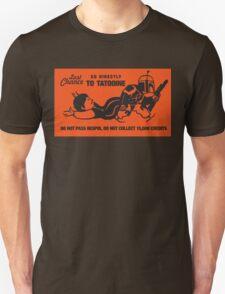 Last Chance for Han Unisex T-Shirt