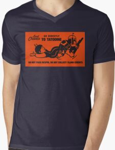 Last Chance for Han Mens V-Neck T-Shirt
