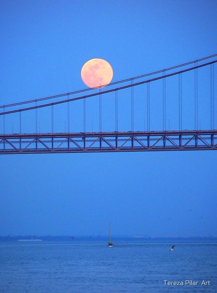 Moon  by terezadelpilar ~ art & architecture