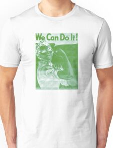 We Can Do It!!!  WWII Unisex T-Shirt