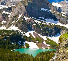 Glacier Backcountry by Gary Lengyel