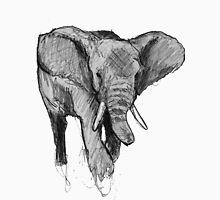 African elephant Unisex T-Shirt