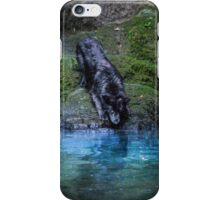Mysterious Soul  iPhone Case/Skin