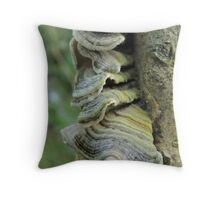 The Meeting Point. Throw Pillow