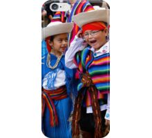 Cuenca Kids 574 iPhone Case/Skin