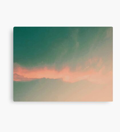 Night & Day Canvas Print
