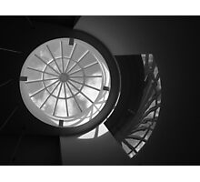 Window to the Sky Photographic Print