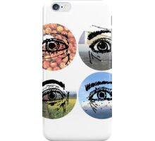 Nepal - Eyes iPhone Case/Skin