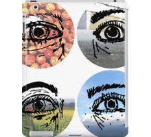 Nepal - Eyes iPad Case/Skin