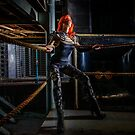 Ulorin Vex is once again on the Ropes  by MarcW