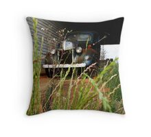 Antique Ford Throw Pillow