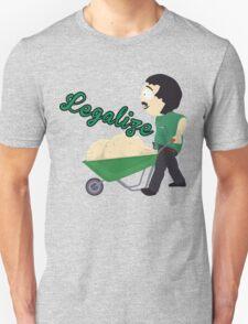 Legalize Marijuana, Randy Marsh South Park style T-Shirt
