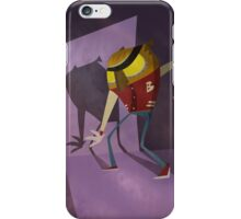 Anticipating Violence iPhone Case/Skin