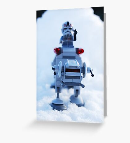 HOTH  Greeting Card