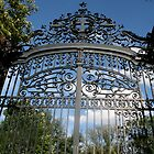 The Harvard Gates by RDJones