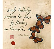 Haiku Photographic Print