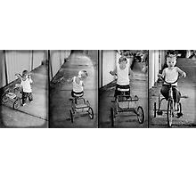 The Tricycle Photographic Print