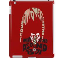 maka iPad Case/Skin