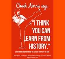 Chuck Says Unisex T-Shirt