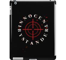 Innocent Bystander iPad Case/Skin