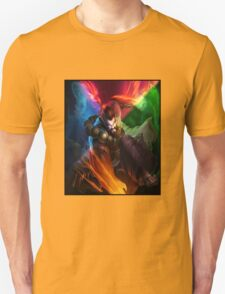 Udyr Spirit Guard 4 in 1 - League of Legends T-Shirt