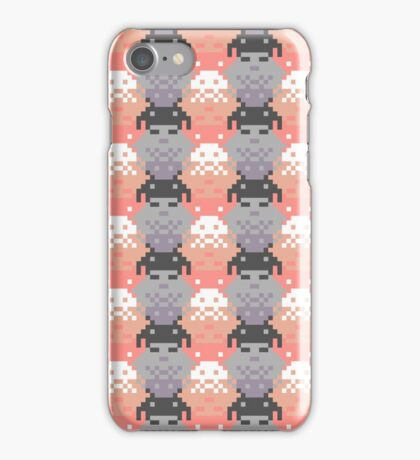Tiled Invaders iPhone Case/Skin