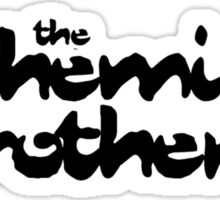 the alchemical brothers Sticker