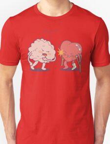 Idiot! I Told You So! Unisex T-Shirt