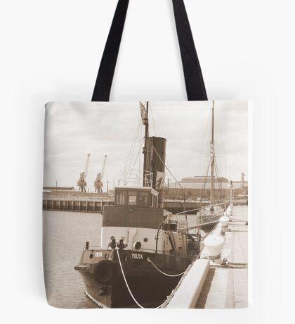"""""""Historic Tug"""" Tote Bag"""
