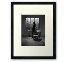 'Silence' Framed Print