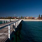 Henley Beach Jetty &amp; Square by Scott Harding