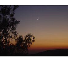 Nightfall Photographic Print