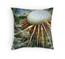 Puffed Out Throw Pillow