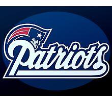 T Shirt New England Patriots Photographic Print