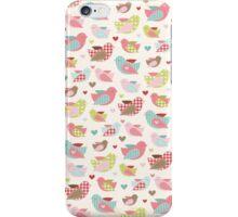 Material Birds - Craft Design iPhone Case/Skin