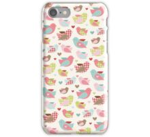 Material Birds - Craft Design iPhone Case/Skin