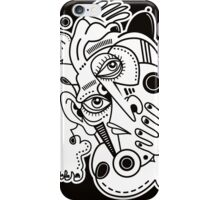 Angel With The Black Hat iPhone Case/Skin