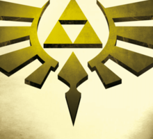 Triforce Sticker